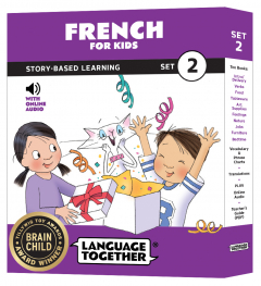 French For Kids Set 2